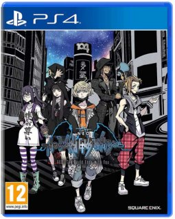 Диск NEO: The World Ends with You [PS4]