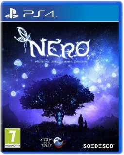 Диск N.E.R.O: Nothing Ever Remains Obscure (Б/У) [PS4]