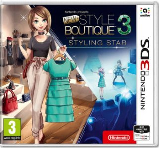 Диск New Style Boutique 3: Styling Star [3DS]