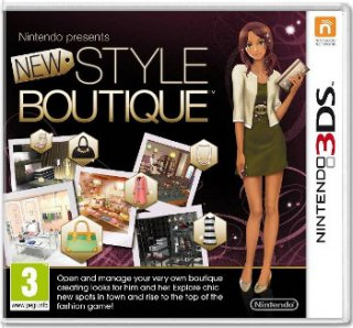 Диск New Style Boutique [3DS]