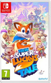 Диск New Super Lucky's Tale [NSwitch]
