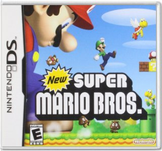 Диск New Super Mario Bros (US) [DS]