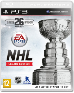 Диск NHL 16 Legacy Edition [PS3]