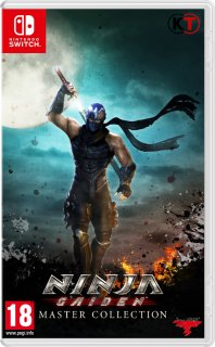 Диск Ninja Gaiden: Master Collection [NSwitch]