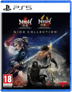 Диск Nioh Collection [PS5]