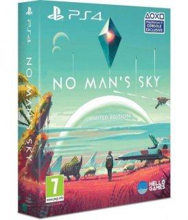 Диск No Man's Sky - Limited Edition [PS4]
