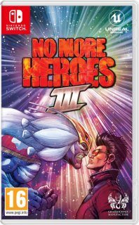 Диск No More Heroes 3 [NSwitch]