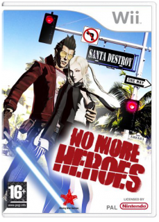 Диск No More Heroes [Wii]
