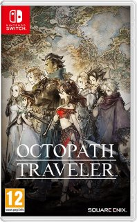 Диск Octopath Traveler [NSwitch]