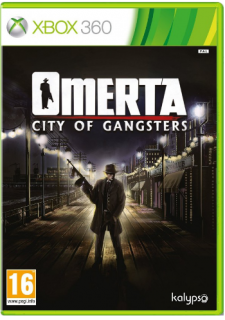 Диск Omerta: City of Gangsters [X360]