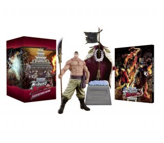 Диск One Piece Burning Blood - Marineford Edition [PS4]
