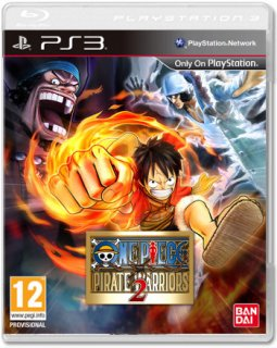 Диск One Piece: Pirate Warriors 2 [PS3]