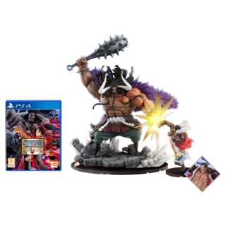 Диск One Piece: Pirate Warriors 4 - Kaido Edition [PS4]