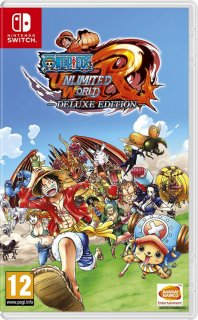 Диск One Piece: Unlimited World Red - Deluxe Edition [NSwitch]