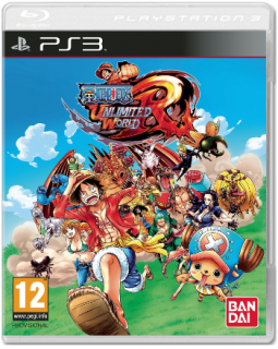 Диск One Piece: Unlimited World Red (Б/У) [PS3]