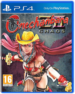 Диск Onechanbara Z2: Chaos [PS4]