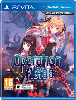 Диск Operation Abyss: New Tokyo Legacy (Б/У) [PS Vita]