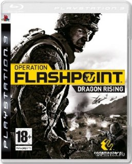 Диск Operation Flashpoint Dragon Rising [PS3]