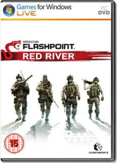 Диск Operation Flashpoint: Red River [PC]