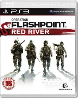 Диск Operation Flashpoint: Red River (Б/У) [PS3]