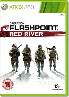 Диск Operation Flashpoint: Red River [X360]
