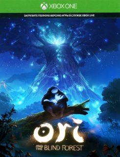 Диск Ori and the Blind Forest (код для загрузки) [Xbox One]