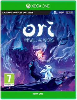 Диск Ori and the Will of the Wisps [Xbox One]
