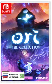 Диск Ori - The Collection [NSwitch]