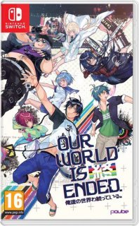 Диск Our World is Ended [NSwitch]