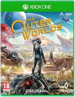 Диск The Outer Worlds [Xbox One]