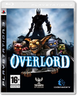 Диск Overlord 2 [PS3]