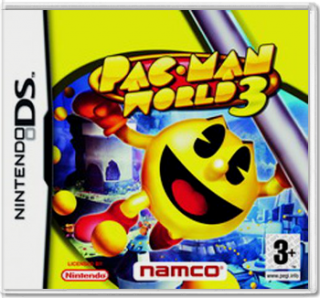 Диск Pac-Man World 3 [DS]