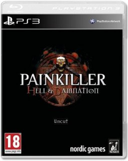 Диск Painkiller: Hell & Damnation (Б/У) [PS3]
