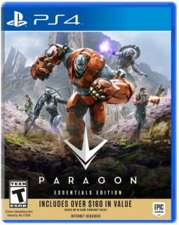 Диск Paragon Essentials Edition (US) [PS4]