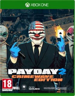 Диск Payday 2 Crimewave Edition [Xbox One]