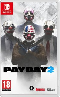 Диск PAYDAY 2 [NSwitch]