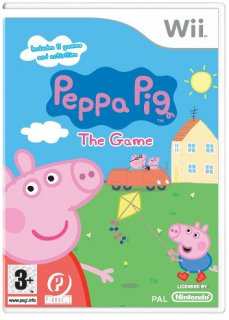 Диск Peppa Pig: The Game (Б/У) [Wii]