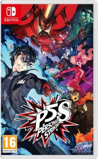 Диск Persona 5 Strikers [NSwitch]