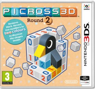 Диск Picross 3DS Round 2 [3DS]