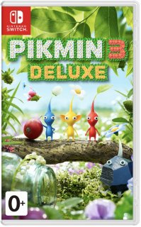 Диск Pikmin 3 Deluxe [NSwitch]