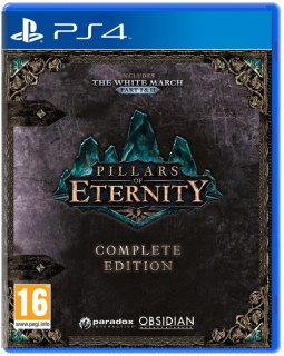 Диск Pillars of Eternity - Complete Edition [PS4]