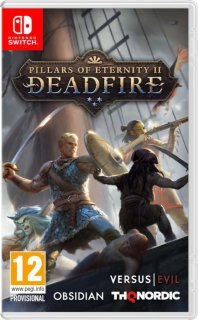 Диск Pillars of Eternity II: Deadfire [NSwitch]