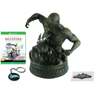 Диск Pillars of Eternity II: Deadfire - Ultimate Collectors Edition [Xbox One]