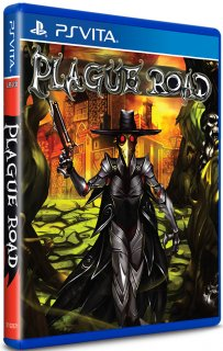Диск Plague Road (Б/У) [PS4]