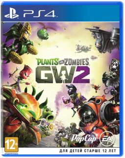 Диск Plants vs. Zombies Garden Warfare 2 [PS4]