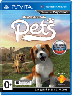 Диск PlayStation Vita Pets [PS Vita]