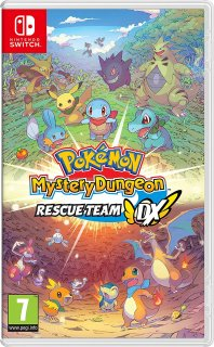 Диск Pokemon Mystery Dungeon: Rescue Team DX [NSwitch]