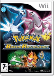 Диск Pokemon Battle Revolution (Б/У) [Wii]