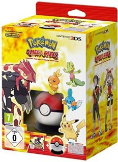 Диск Pokemon Omega Ruby - Starter Box (Б/У) [3DS]