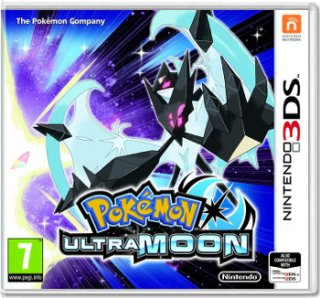 Диск Pokemon Ultra Moon [3DS]